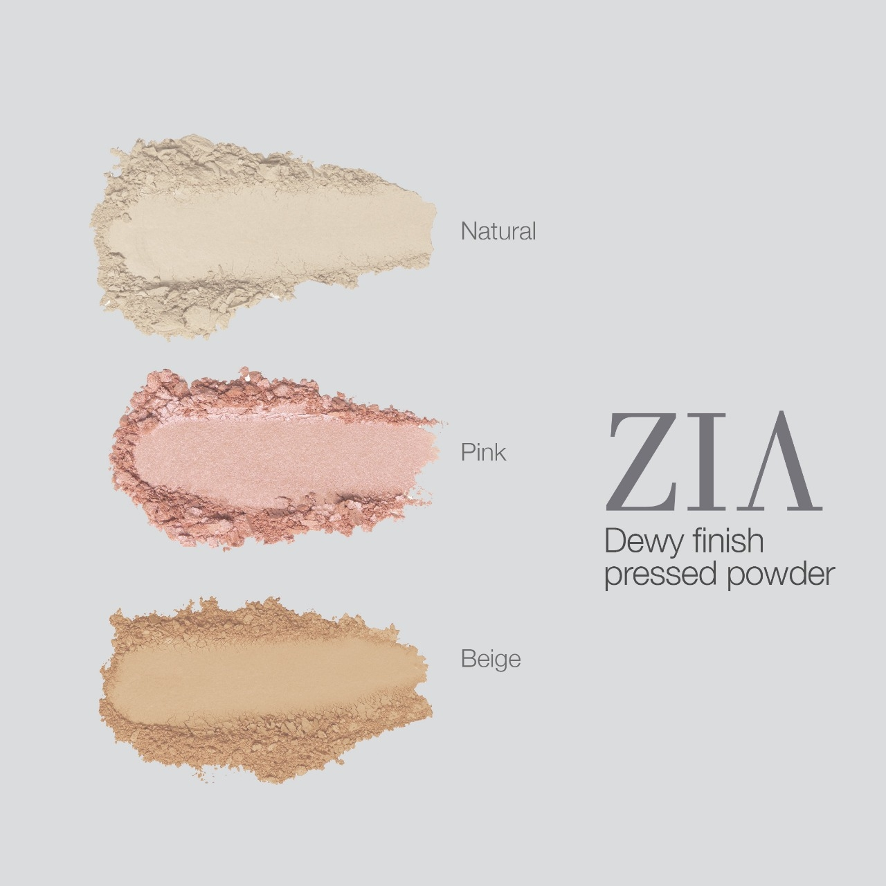 ZIA Collection Pressed Powder